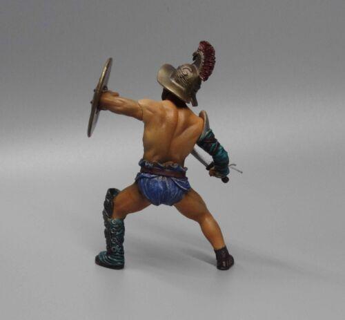 BBI Blue Toys Warriors of World Roman Gladiator Fighter 1//18 Figure loose no box