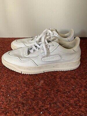 Decano Arbitraje localizar  Adidas 3 Streifen the Brand Sneakers Shoes Men Size 8 White   eBay