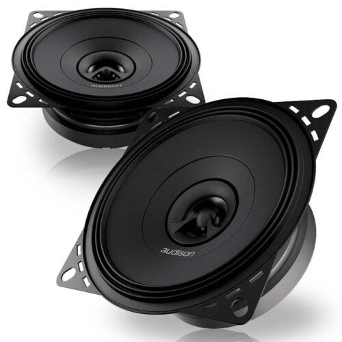 Audison Haut-parleur 100 Mm Coaxial boxe pour Renault Twingo 1 93-07 Front