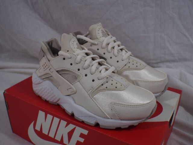 171d608fd45 Women s Nike Air Huarache Run Phantom Light Iron Ore White 634835 ...