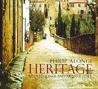 Heritage: Beloved Songs of Italy (CD, 2010, Philip Alongi (Label))