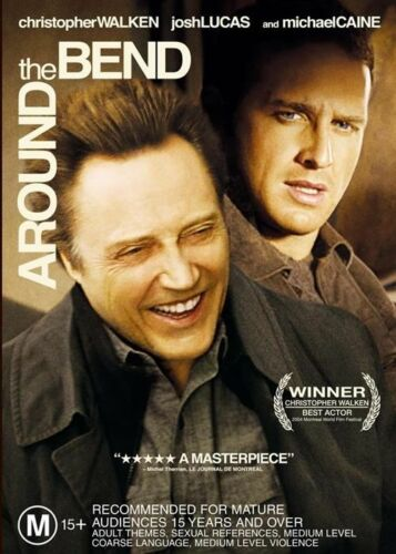 1 of 1 - Around The Bend (DVD, 2005) New & Sealed