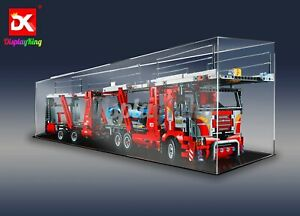 DK-display-case-for-Lego-Car-Transporter-42098-Australia-Top-Rated-Seller