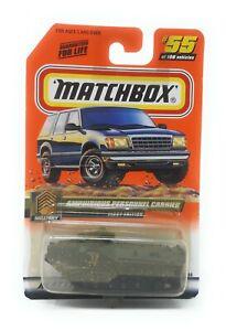 Matchbox-MBX-Superfast-2000-No-55-AMPHIBIOUS-PERSONNEL-CARRIER-USA-exclusiv