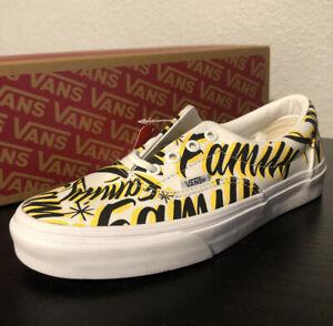 Details about Exclusive Vans Family Era Shoes Men's 6 Women's 7.5 New With Box