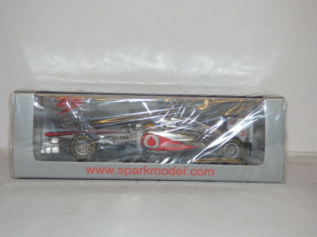 Spark McLaren mp4-26 German GP Winner 2011 Lewis Hamilton ref 3030