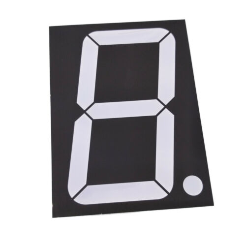 US Stock 5 inch 7 Segment Red LED Display Common Anode