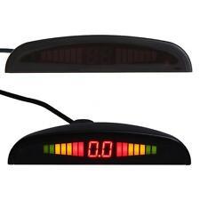 LED Display Car Parking Reverse Backup Radar System Backlight + 4 Sensors