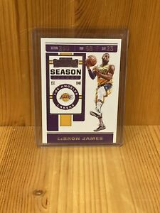 2019-20-Panini-Contenders-Lebron-James-70-La-Lakers-First-Year-Clean