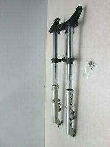 Telegabel-Gabel-Gabelbruecke-Standrohr-FRONT-FORK-Yamaha-XZ-550-11U-82-85