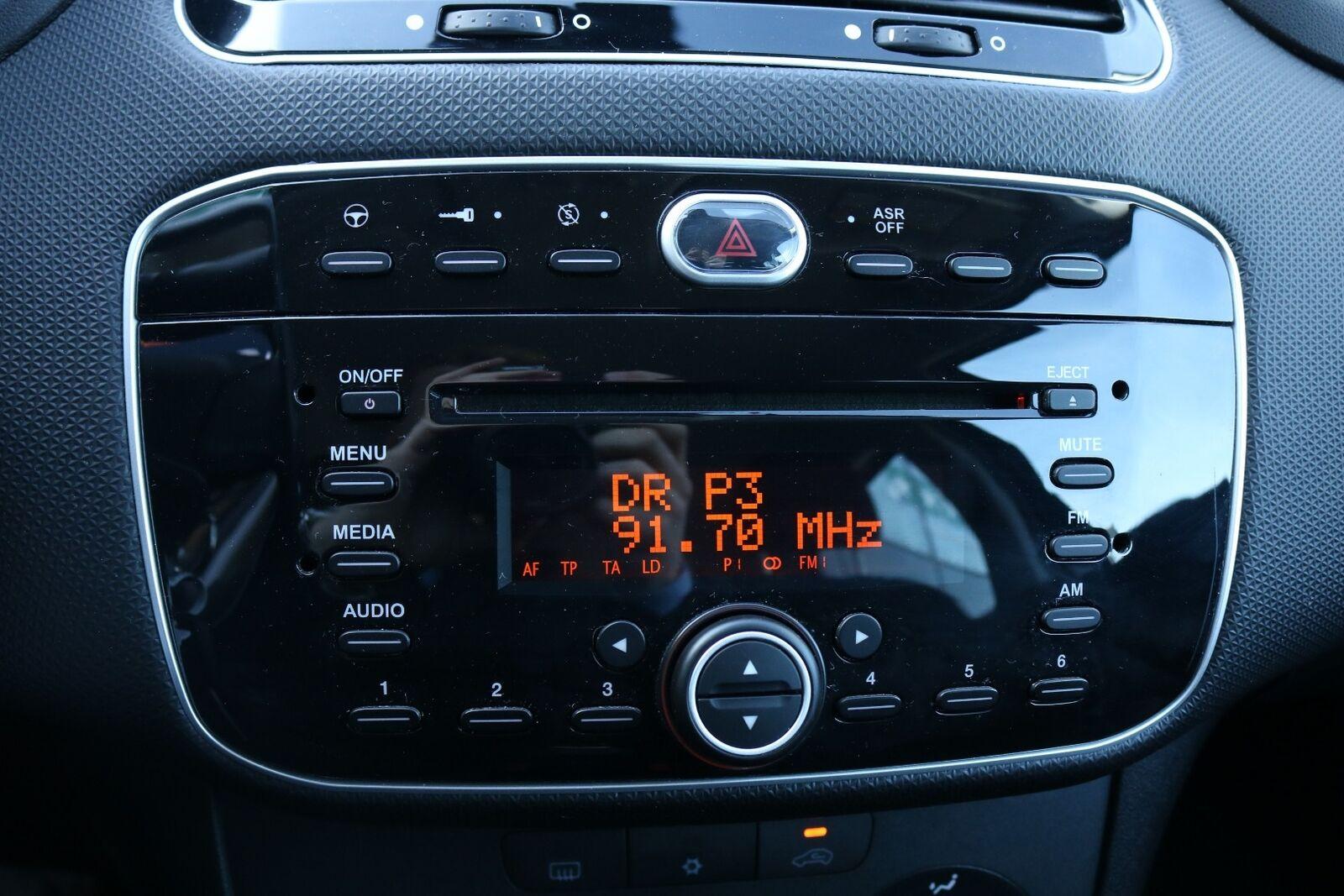 Fiat Punto MJT 85 Lounge