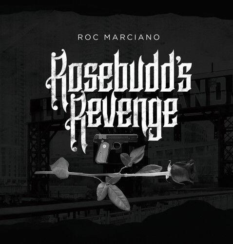 Roc Marciano - Rosebudd's Revenge [New Vinyl LP] Black