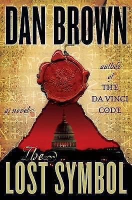 1 of 1 - The Lost Symbol, Dan Brown, Excellent Book