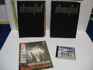 EXTREMELY-RARE-034-THE-STRANGLERS-034-amp-STRANGLED-MAGAZINE-MUSIC-ITEMS-PUNK-NEW-WAVE