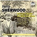 Percy Sherwood - : Complete Works for Cello & Piano (2012)