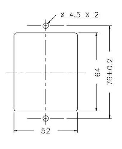 60M AC240V 50Hz 60Hz ANLY Taiwan 240VAC 1pc Industrial Twin Timer ATDV-YC 6S