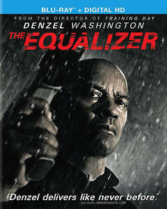 The Equalizer Blu Ray Disc Dynamic 71 Audio Vengeance Mode