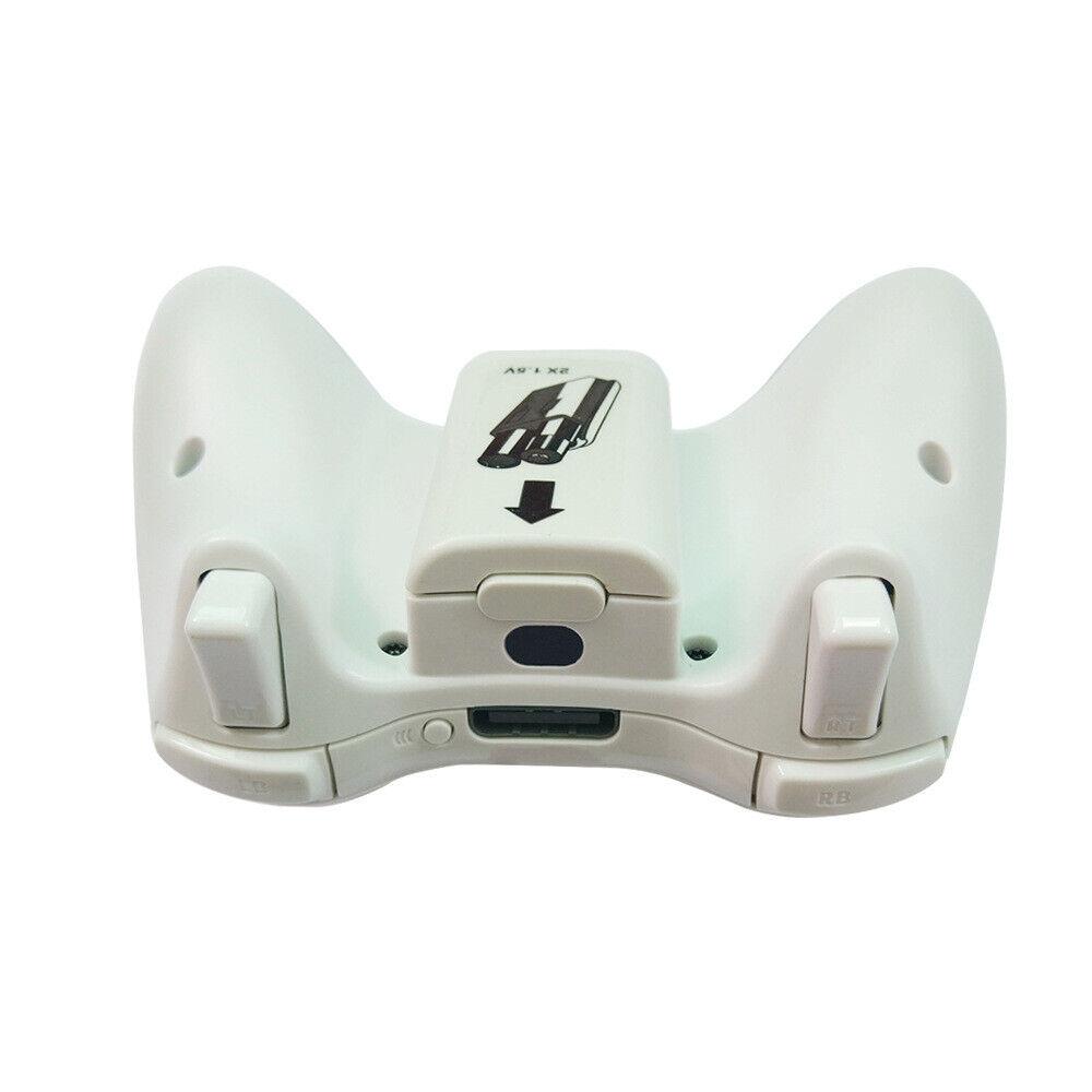 Microsoft Xbox360 Dual Shock Remote Gamepad Bluetooth Wireless Joypad Controller 5