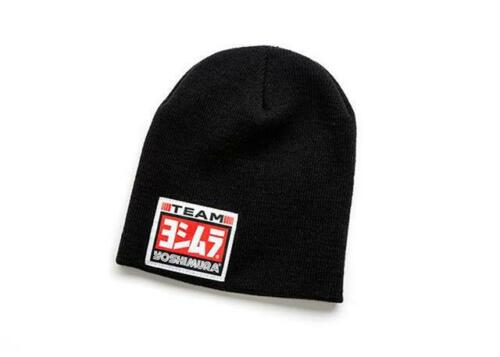 GENUINE YOSHIMURA TEAM BEANIE HAT BLACK