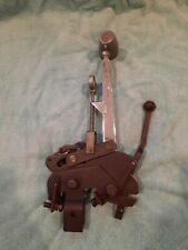 Vintage Mr Gasket Vertigate V Gate Shifter 4 Four Speed Borg Warner Muncie