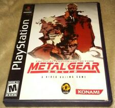 Metal Gear Solid 1 (Playstation 2 PS2 Part of Essentials Collection) TESTED