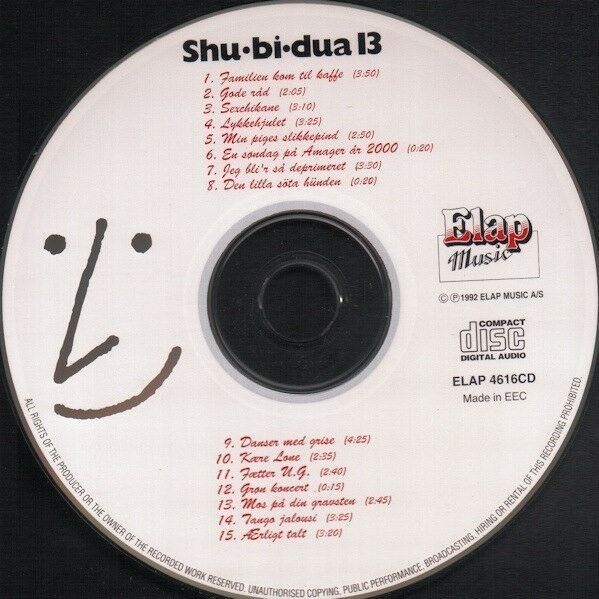 Shu•bi•dua / Shu-bi-dua: Shu•bi•dua 13, rock