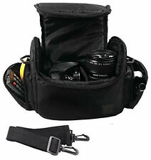 Digital Camera/Video Padded Carrying Case for Samsung NX300, NX2000, Galaxy NX
