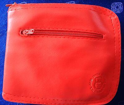 Einkaufstasche im Mäppchen ++ rot ++ NEU