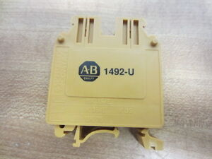 Allen-Bradley-1492-U-Terminal-Block-Type-UK-35-Pack-of-13