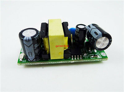 Input: AC85-265V Output: 5V 600mA AC DC Adapter Power Supply Isolation Module