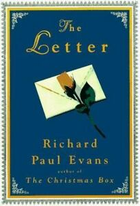 The Letter (The Christmas Box Trilogy) by Evans, Richard Paul, Good Book 9780684834726 | eBay