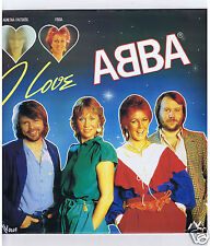 LP I LOVE ABBA (COMPILATION FRANCE 1984)