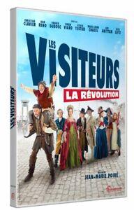 Les-visiteurs-La-revolution-DVD-NEUF-SOUS-BLISTER-Christian-Clavier-Jean-Reno