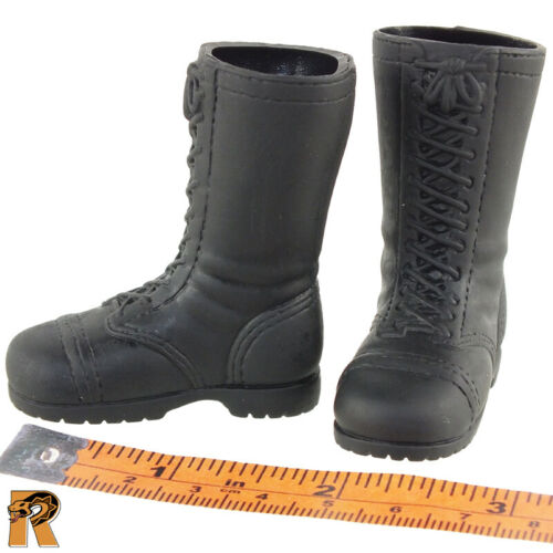 - 1//6 Scale United States Marine Corps Carabinier-bottes pour pieds 21 jouets figurines