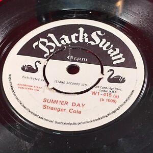 STRANGER-COLE-Summer-Day-1964-UK-7-034-Vinyl-single-EXCELLENT-CON-Loving-You-Always