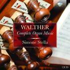 Complete Organ Music von Simone Stella (2015)