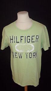 Camiseta-Tommy-Hilfiger-Verde-Talla-XL-a-64