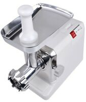 Electric 2.6 Hp 2000 Watt Industrial Meat Grinder Butcher Shop 3 Cutting Blades on sale