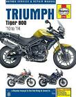 Triumph Tiger 800 Service and Repair Manual: 2010 - 2014 by Matthew Coombs (Paperback, 2015)