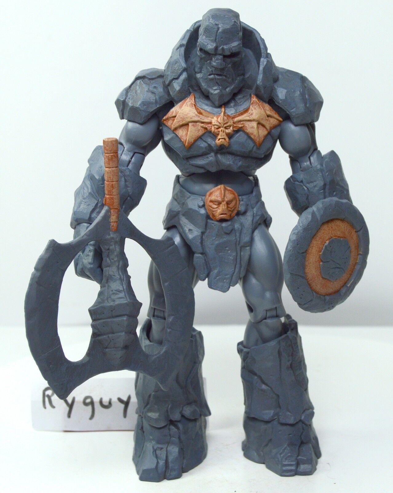 MOTUC, Callix, complete, figure, Masters of the Universe Classics He-Man