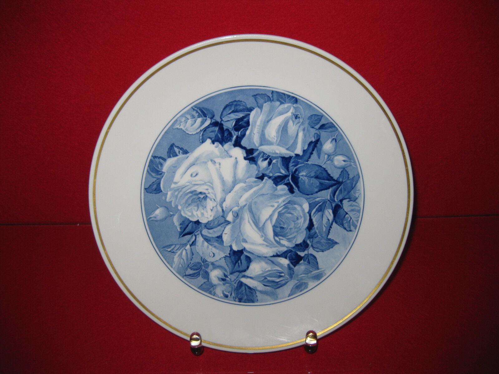 Meissen  Wandteller 1 Wahl Teller bluee blueme bluemenmalerei pink Top Zustand