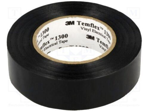 19mm; L 0.13mm; Negro; 125/% 1 rol aislante eléctrico; w 20m Cinta D