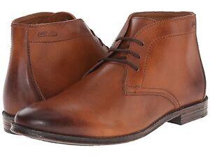 Clarks Hawkley Rise Men's Tan Leather