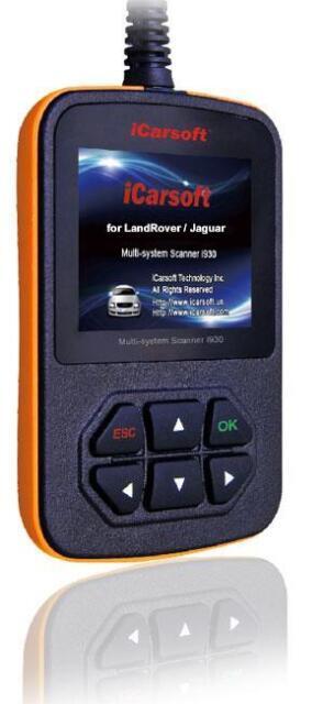 iCarsoft i930 LandRover//Jaguar Multi-system Scanner