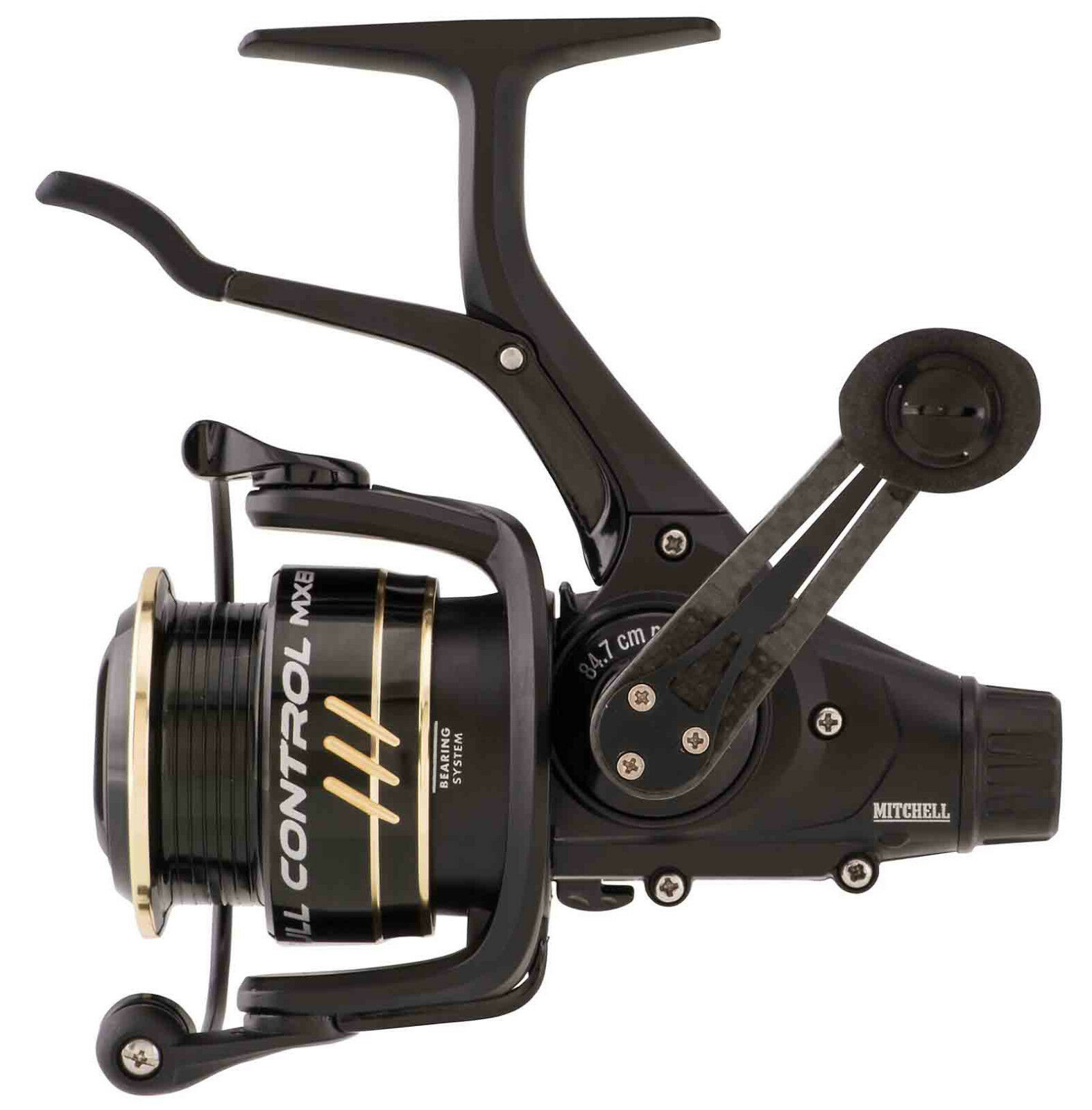 Mitchell Full Control MX8 4000 Fixed Spool Coarse Fishing Reel + Spare Spool