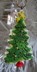 THE-GRINCH-WHO-STOLE-CHRISTMAS-WHOVILLE-TREE-Ornament-DR-SEUSS-Decoration