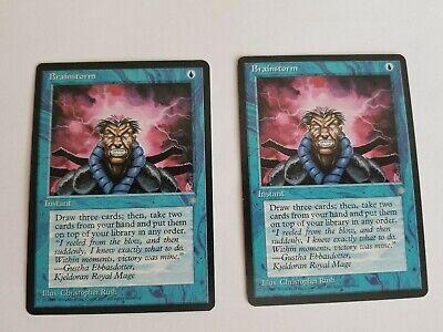 4 Burnt Offering ~ Black Ice Age Mtg Magic Common 4x x4