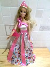 Happy Birthday Barbie Doll By Mattel 2008