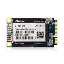 Zheino  120GB mSATA3 SSD for Thinkpad Lenovo Acer laptop Mini PC Tablet PC MLC