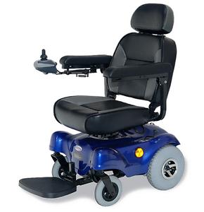 Lecson-HS-1000-Elektrorollstuhl-E-Rollstuhl